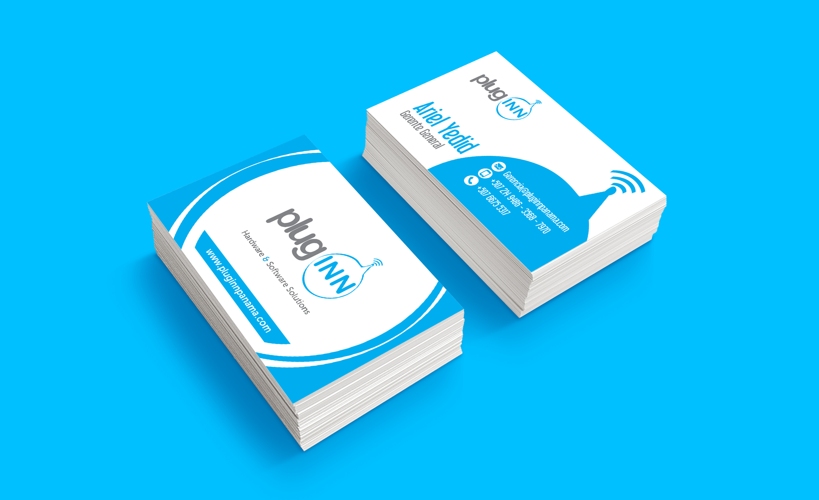 bifold business cards